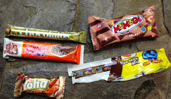 Warung chocolates
